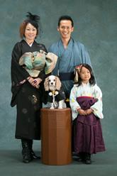 記念写真(家族写真・マタニティなど)